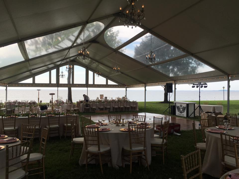 Ebb Tide Tent Party Rentals Tables Chairs Dance Floors